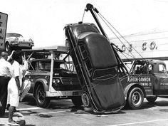 City Car and Renault (oops) by PAcarhauler, via Flickr