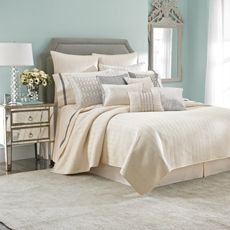 Laundry by Shelli Segal® Alexa Coverlet - Bed Bath & Beyond