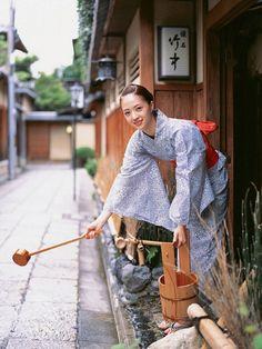"""girlsinkimono: """"Rina Aizawa """""""