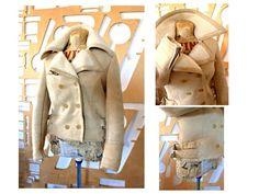 Vintage Coat, Vintage Jeans, Vintage Jacket, Suede Jacket, Bomber Jacket, Victorian Coat, Winter Fur Coats, Vintage Designer Clothing, Sheepskin Jacket