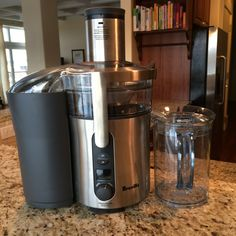Breville Juicer | Health Coaching | Beauty and Health Coach | www.beautyandhealthcoach.com