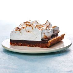 Sheet Pan S'mores   This summertime treat is perfect for a potluck.   Cooking Light