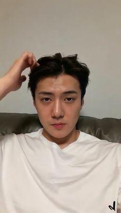 Sehun, Exo, Korean Language Learning, Insta Live, Random, Learn Korean, Casual