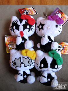 Hello Kitty x KISS x Medicom Toy