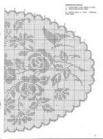 Gallery.ru / Фото #72 - Filet Crochet pour Point de Croix 2 - Mongia