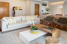 Estar Apartamento Pinheiros #arquitetura #interiores #interiordesign #decoracao #instadecor #homestyle #homedecor #mairadelneroarquitetura