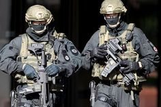 GSG 9 Germany's Counter-Terrorism Unit. (900x600)