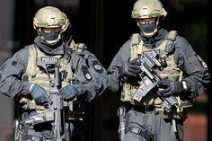 GSG 9 Germany's Counter-Terrorism Unit. (900x600)