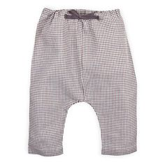 New Born Checked Trousers (0-6 months)  baby infant toddler