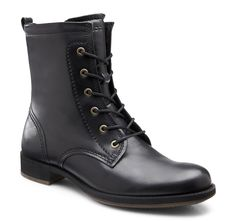 Saunter Lace Boot   Women's Boots   ECCO USA