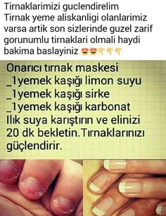 – Arzu Elif – – Nail Care, You can collect images you discovered organize them, add your own ideas to your collections and share with other people. How To Relax Yourself, Chemical Structure, Nail Effects, Acupuncture Points, Skin Mask, Healthy Nails, Patrick Nagel, Types Of Nails, Cancer Treatment