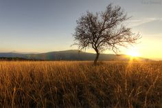 Tramonto in HDR