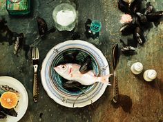 styling Camilla Ebdrup photographer Andreas Stenmann food styling table setting