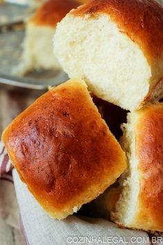 Receita: Pão de batata fofinho | Cozinha Legal