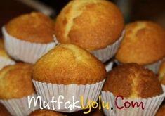 Limonlu Muffin Tarifi Cap Cake, Muffin, Beautiful Cakes, Cake Cookies, Kids Meals, Tart, Good Food, Food And Drink, Homemade