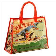Blue Q Recycled Handbag - Joy Ride Tote Handbags, Purses And Handbags, Joy Ride, Stylish Handbags, Reusable Bags, Cute Bags, Women's Accessories, Diaper Bag, Blue