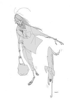 favd_juliaon-September 04 2017 at Character Concept, Character Art, Concept Art, Character Design Animation, Character Design References, Character Illustration, Illustration Art, Visual Development, Character Design Inspiration