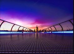 Cityscape photography is not only about capturing the majestic or iconic buildings but also capturing the life in a city.   As much as possible try to use a wide angle lens to get more of the city and the skyline inside the frame.   Look for leading lines as these can create some powerful images taking the viewer along the scene.   London Bridge by James Padolsey shown below as a good example of cityscape photography.