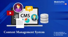 Content Management Solutions & Services - Avail our CMS web development services and get an easy-to-manage website for your business.Hire CMS Web Developer in Canada. Web Application Development, Website Development Company, Canada Website, Write An Email, Web Analytics, Mobile Responsive, Drupal, Marketing Tools, Business Opportunities