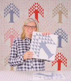 Classic & Vintage featuring Tree of Life Quilt - Fat Quarter Shop's Jolly Jabber