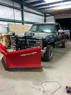 gmc sierra 1500 snow plow