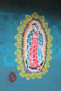 Lady of Guadalupe Our Lady, Public Art, Glasgow, San Antonio, Street Art, Mary, Urban, Travel, Inspiration