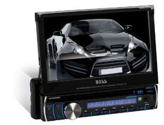 BOSS Audio BV9986BI In-Dash Single-Din 7-inch Motorized Detachable Touchscreen DVD/CD/USB/SD/MP4/MP3 Player Receiver Bluetooth Streaming Bluetooth Hands-free with Remote BOSS http://www.amazon.com/dp/B004S55GWK/ref=cm_sw_r_pi_dp_tqkBub1TC9J1W