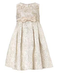 Paloma Rose Dress | Gold | Monsoon - gorgeous flower girl dress