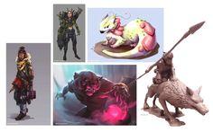 Becas para Estudiar Animación 2D & 3D, Ilustración, Manga, Videojuegos ❤️ Zbrush, 2d, Concept Art, Character Design, Batman, Superhero, Inspiration, Fictional Characters, Visual Development