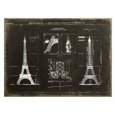 Imax Paris Old World Art
