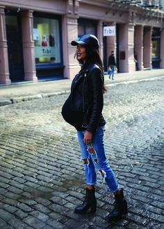 Porsha Ellis' Pregnancy Style - Well Rounded NY