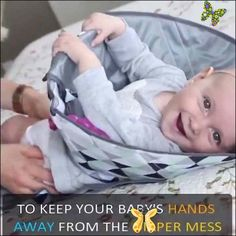 No Mess Diaper Changing Pad  <br> Best Baby Registry, Diaper Changing Pad, Pregnancy Must Haves, Pregnancy Workout, Pregnancy Belly, Pregnancy Dress, Pregnancy Art, Ectopic Pregnancy, Pregnancy Pictures