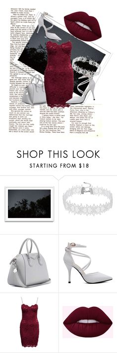 """""""Party Under The Stars"""" by akwardlyimperfect1d ❤ liked on Polyvore featuring Givenchy"""