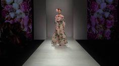 GIADA CURTI - ARAB FASHION WEEK, Dubai spring summer 2017, Ready Couture