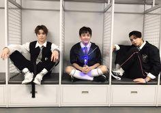 NCT Jaehyun Mark Johnny