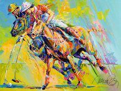 Malcolm Farley - Polo