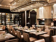 Hawksworth, global gourmet