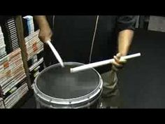 Snare Drum - Marching Snare Drum Solo - Memphis Drum Shop - Isiah Rowser