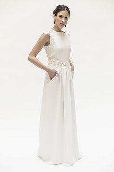 Vestido de novia de Beba's Closet – Tendencias de Bodas Magazine
