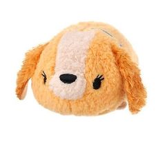 Brand New Disney Store Lady ''Tsum Tsum'' Plush Mini