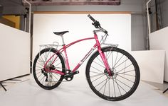 Turn Heads With the Van Dessel Whiskey Tango Foxtrot  https://www.bicycling.com/bikes-gear/tested/turn-heads-with-the-van-dessel-whiskey-tango-foxtrot