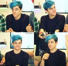 he's so frickin adorable