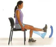 Exercises for knee Osteoarthritis