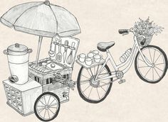 The Tea Bike