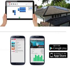 Który panel nie działa? Monitoring fotowoltaiki SolarEdge App Store, Google Play, Monitor, How To Get, Phone, Telephone, Mobile Phones