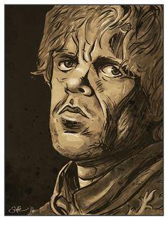 Tyrion Lannister - Game of Thrones - Matt Soffe