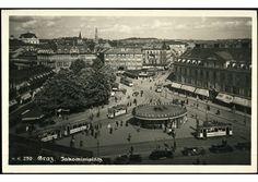 Austria, Paris Skyline, Louvre, Places, Pictures, Travel, Vintage, Graz, Nostalgia