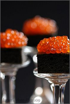 OUR PRIVATE CHEF IS PREPARING OUR CAVIAR, CHAMPAGNE AND SOME SURPRISE.....BELLA DONNA