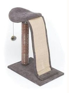 Penn Plax Lounging Tower for Cats with Sisal Slide and Net *** Check out the image by visiting the link.