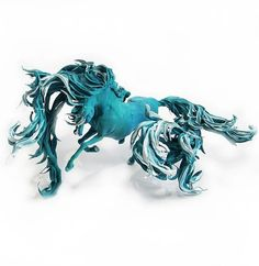 Hey, I found this really awesome Etsy listing at https://www.etsy.com/listing/223265411/horse-figurine-sea-and-surfhorse